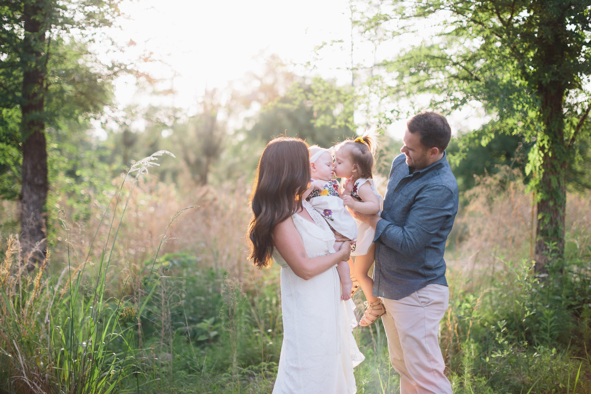 Outdoor Houston Family Session