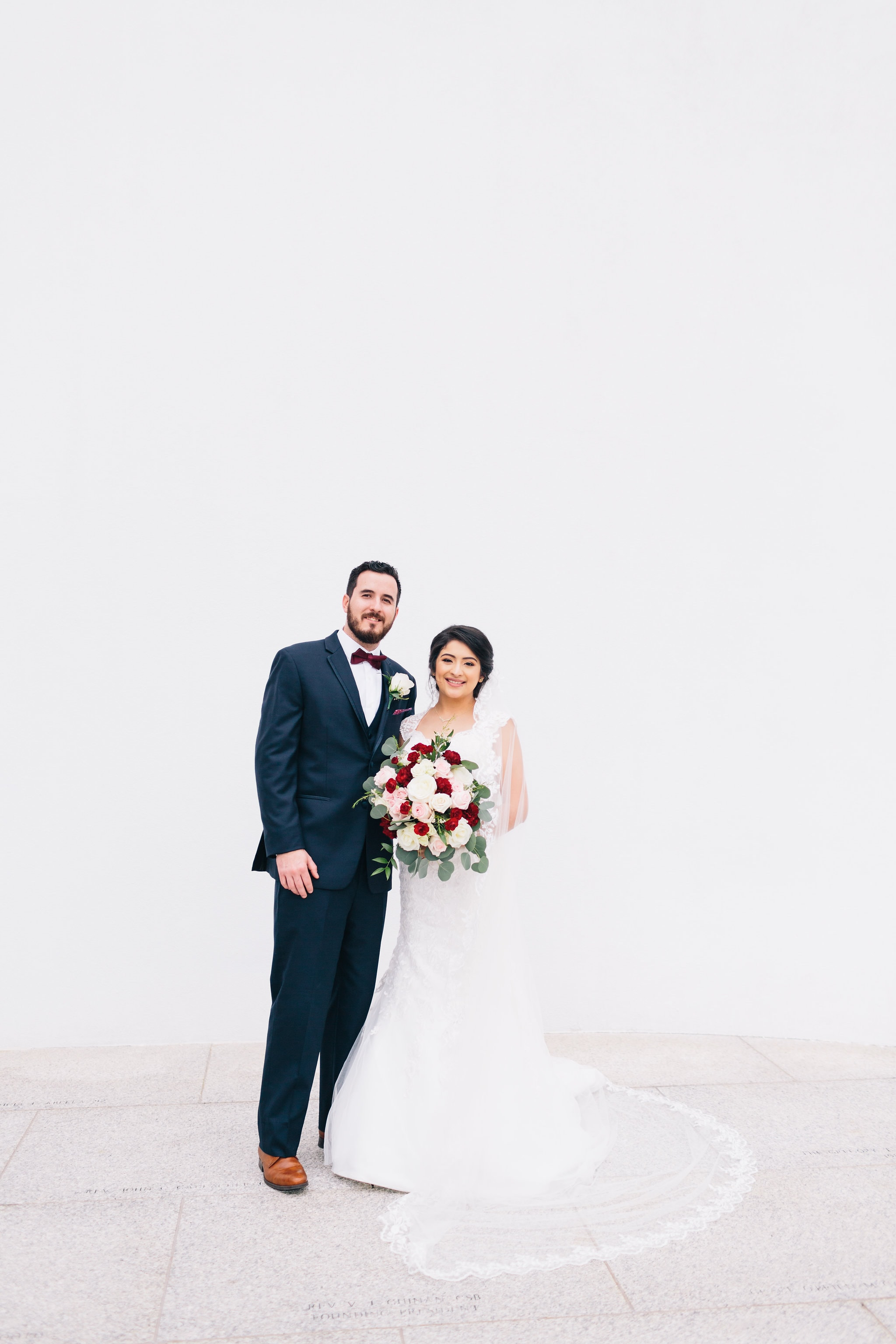 St. Basil Chapel Houston Wedding