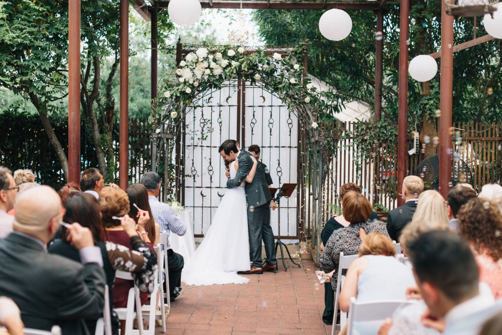 Avant Garden Houston Wedding