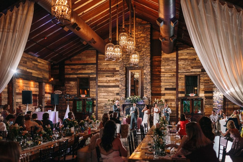 Big Sky Barn Wedding